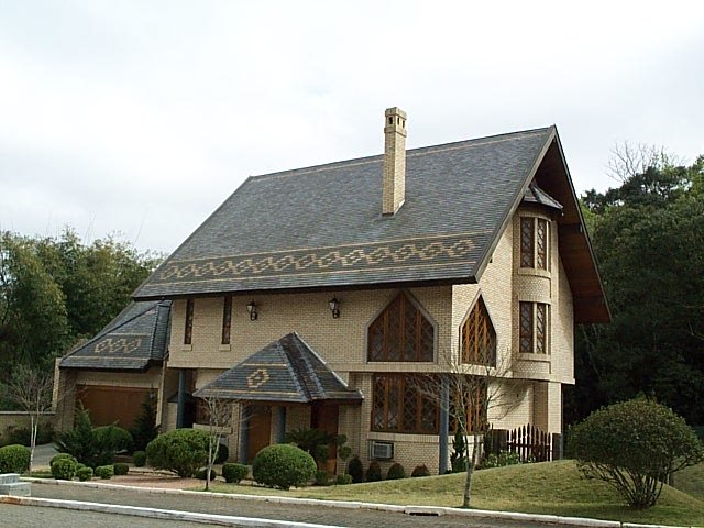 Casas bonitas antigas