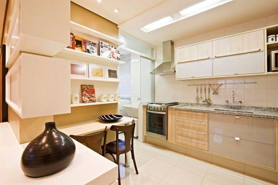 cozinha bem planejada