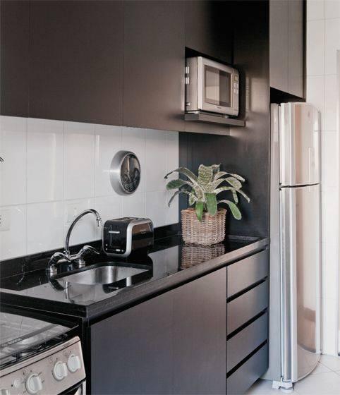 cozinha com plenejamento