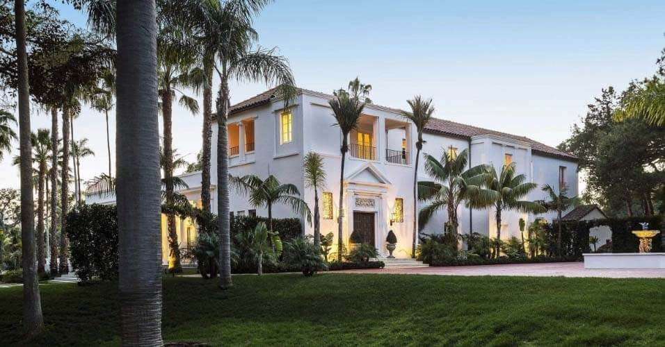 Casas de campo de luxo dois andares