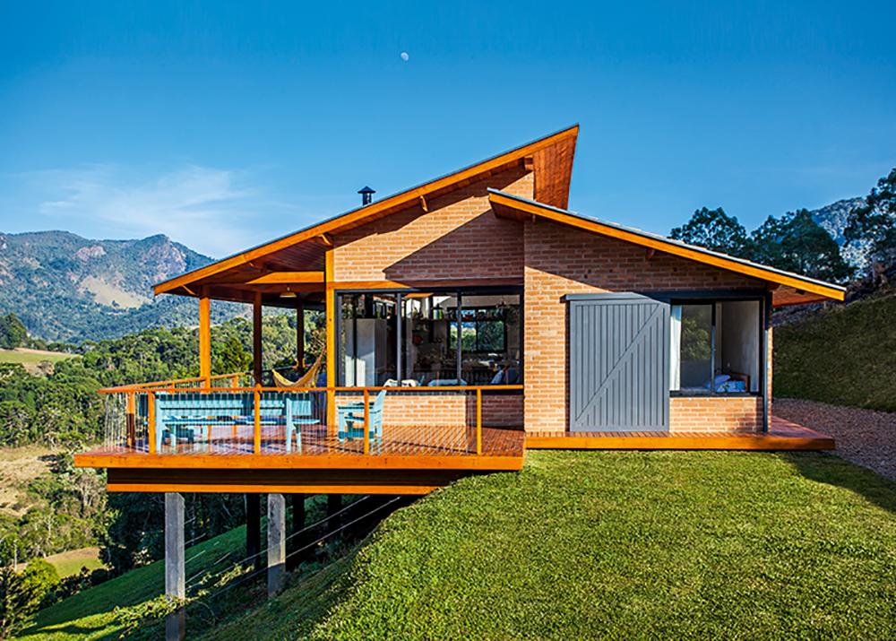 Casa de campo veja mais de 60 fotos incr veis - Construir casa de campo ...
