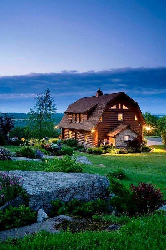 cabana de campo grande