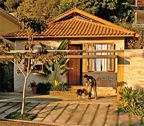 casa bem simples de campo