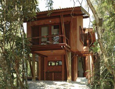 Casa de campo veja mais de 60 fotos incr veis Fotos de patios de casas pequenas