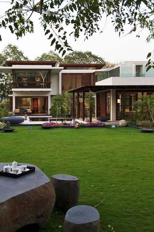 Casa de campo veja mais de 60 fotos incr veis - Patios de casas modernas ...