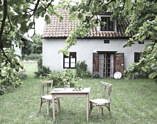 casa de campo sem luxos