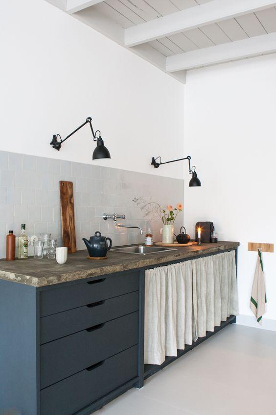 Decora o barata 25 ideias que ir o mudar sua casa for Cocinas muy baratas