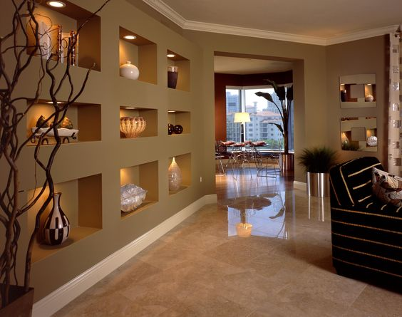 parede de gesso 20 imagens e v deos com muitas dicas. Black Bedroom Furniture Sets. Home Design Ideas
