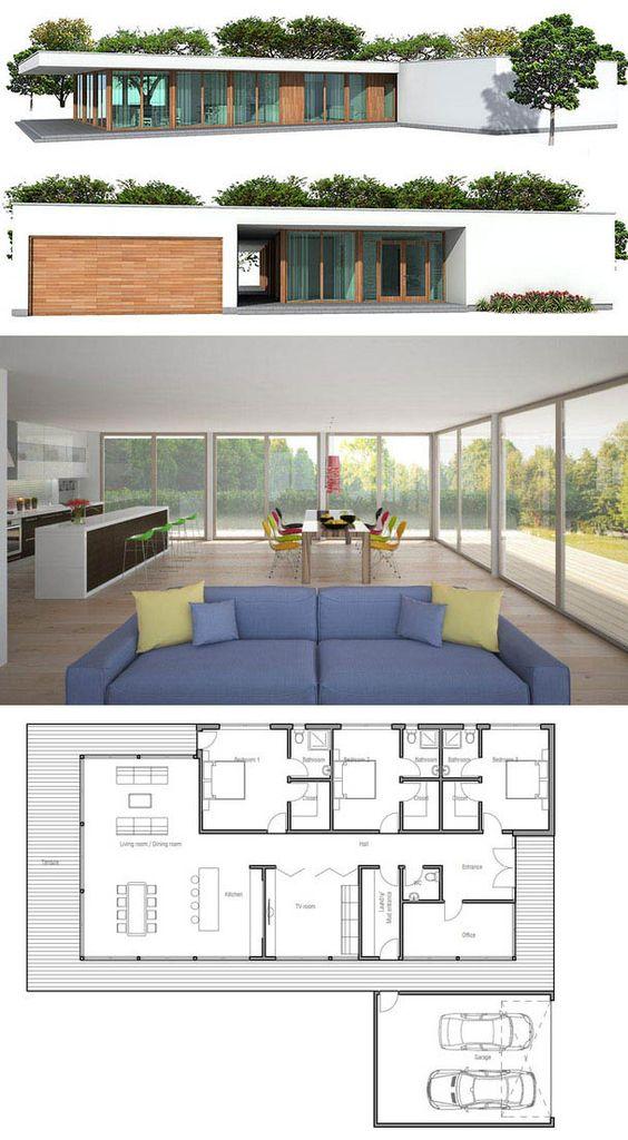 Les plus beaux plans de maison du monde home design architecture - Les plus beaux van plan de maison du monde ...