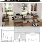 Fotos de plantas de casas com fachadas marrons