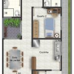 Imagens de plantas de casas