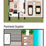 Imagens de plantas de casas pavimento térreo