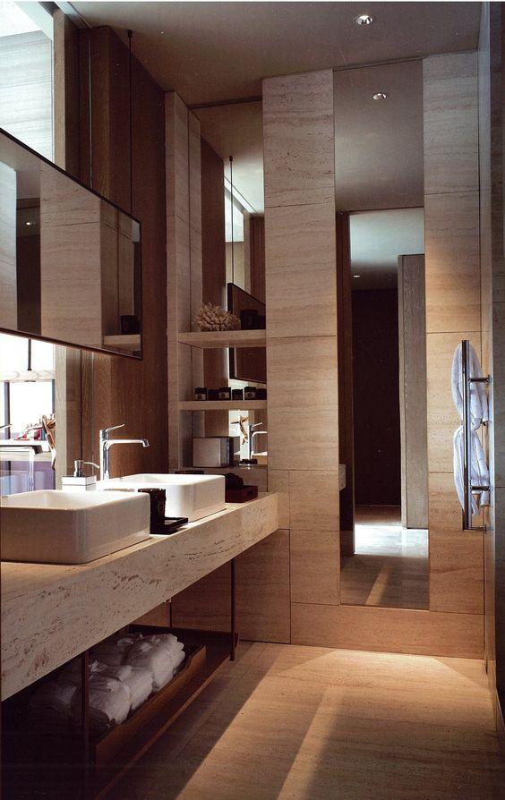 Mais de 100 banheiros planejados as melhores dicas para voc for Top 100 design hotels