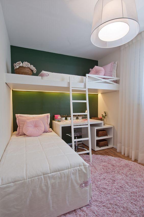cama beliche planejada