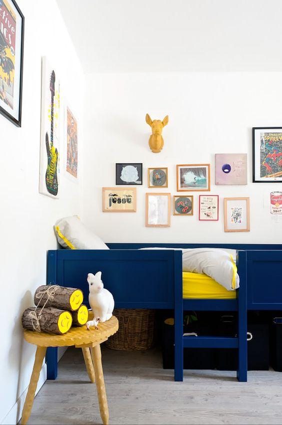 cama quarto de criança
