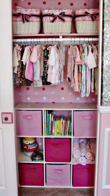 closet de menina