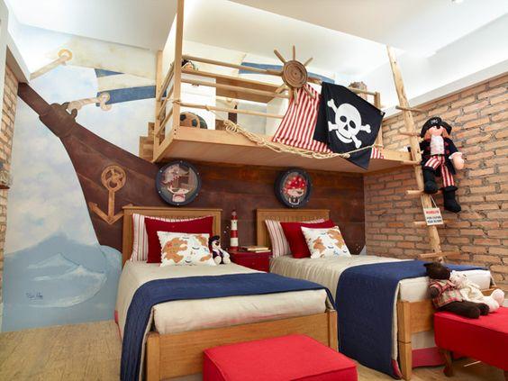 decoração marinheiro infantil