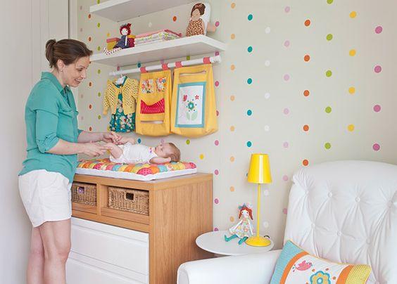 Quartos de menina veja mais de 100 fotos com dicas - Habitacion de bebe fotos ...