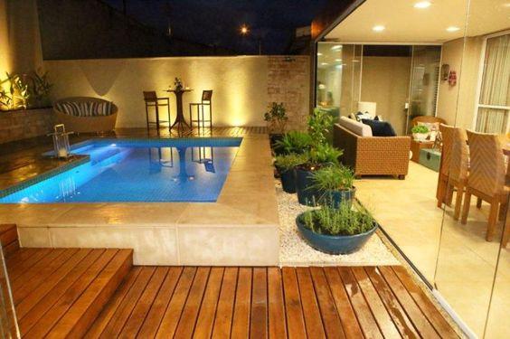 edicula para piscina