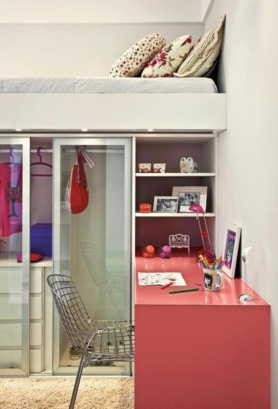 home office para menina