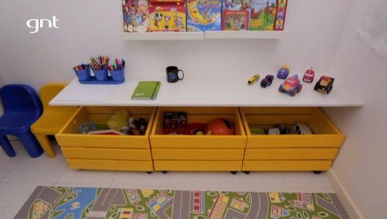 local para organzar os brinquedos