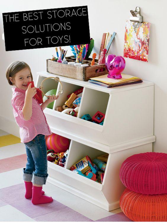 lugar para brinquedos de menina