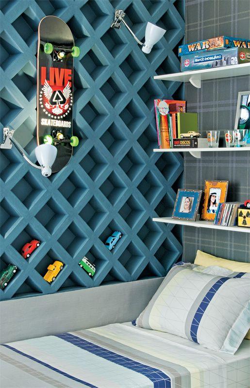 nichos como decoração