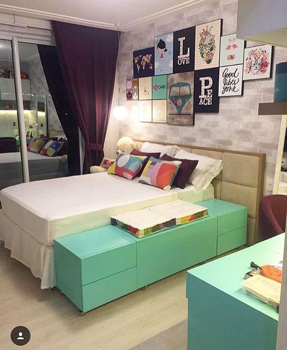 quarto de adolescente para menian