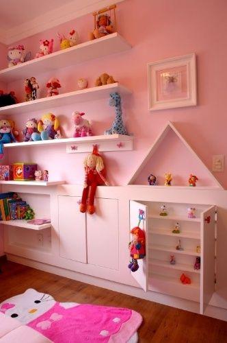quarto de menina lindo e decorado