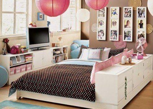 quarto para menina de qualquer idade