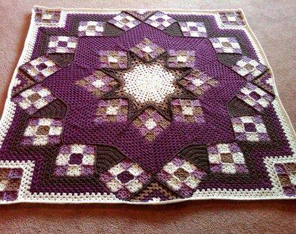 tapete com formas geométricas