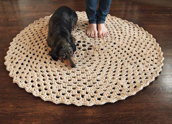 tapete simples para casa