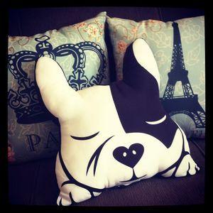 almofadas criativas forma de cachorro