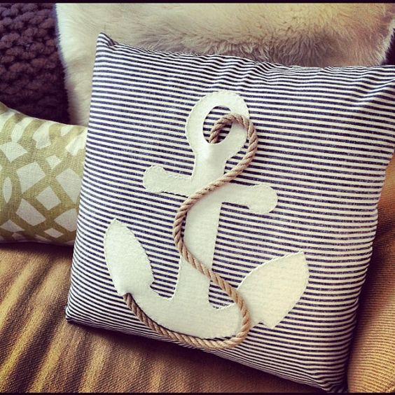 almofadas criativas marinheiro