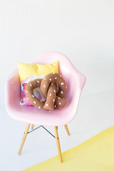 almofadas diferentes de doces