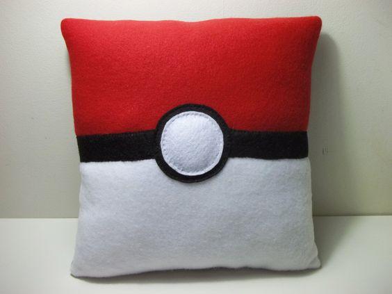 almofadas diferentes pokemon
