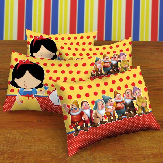 almofadas personalizadas meninas