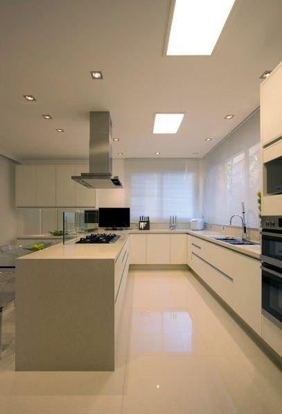 casa com estilo branco