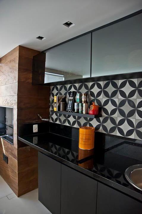 marmore preto para cozinha