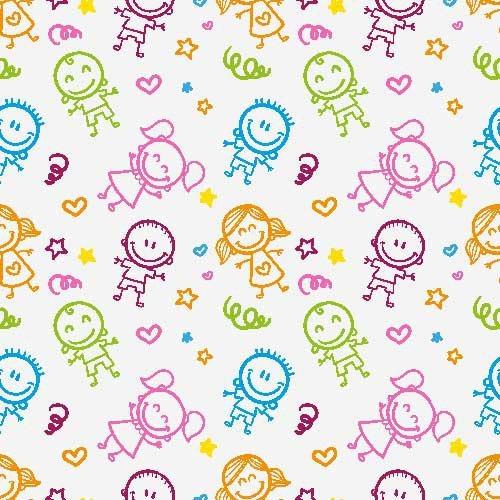 Papel de parede 70 modelos lindos para voc com lindas fotos for Papel decomural infantil