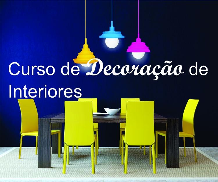 decoracao de interiores iluminacao:Decoração de Interiores e Ambientes – Aprenda Hoje
