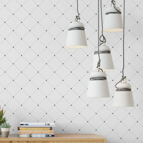 papel de parede para quarto co luzes