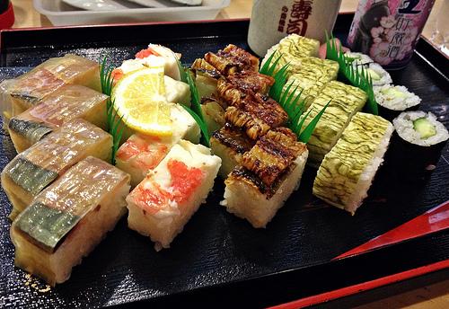 oshizushi-servido