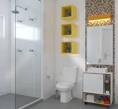 banheiros pequenos com nichos