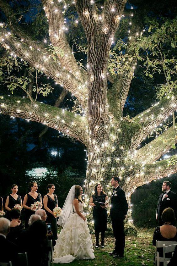 casamento-com-arvores-iluminadas
