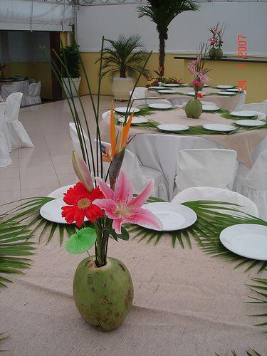coco-para-centro-de-mesa-de-festa