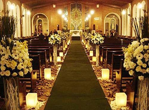 Matrimonio Igreja Catolica : Decoração de casamento veja mais dicas para você