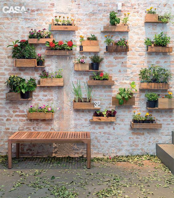 Jardim Vertical - Veja Mais de 50 Modelos Com Fotos e ...