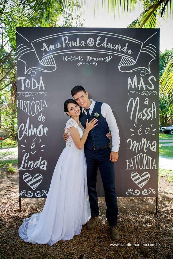 painel-para-tirar-fotos-em-casamento