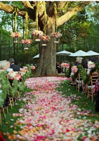 rosas-no-chao-para-casamento